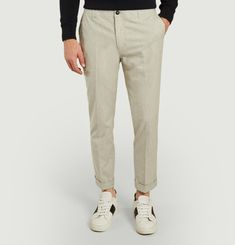 CRECY PANT SYN WOVEN