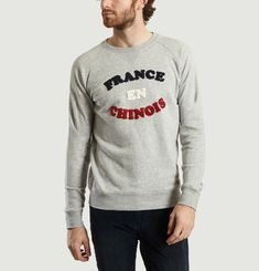 Sweat Darney France en Chinois