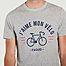 matière Tee-shirt Arcy - Faguo