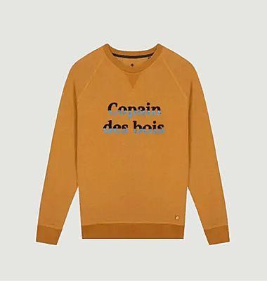 Sweatshirt à lettrage Darney