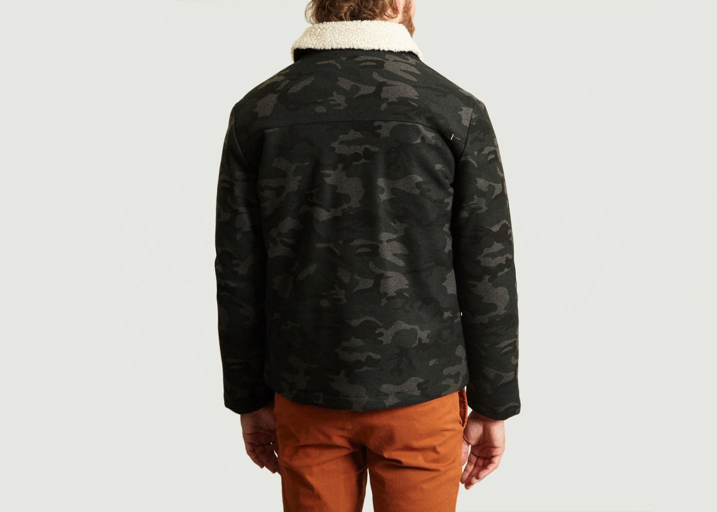 Blouson Camouflage - Faguo
