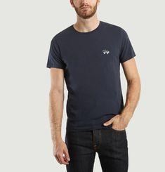 T-Shirt Brodé Patin à Roulettes