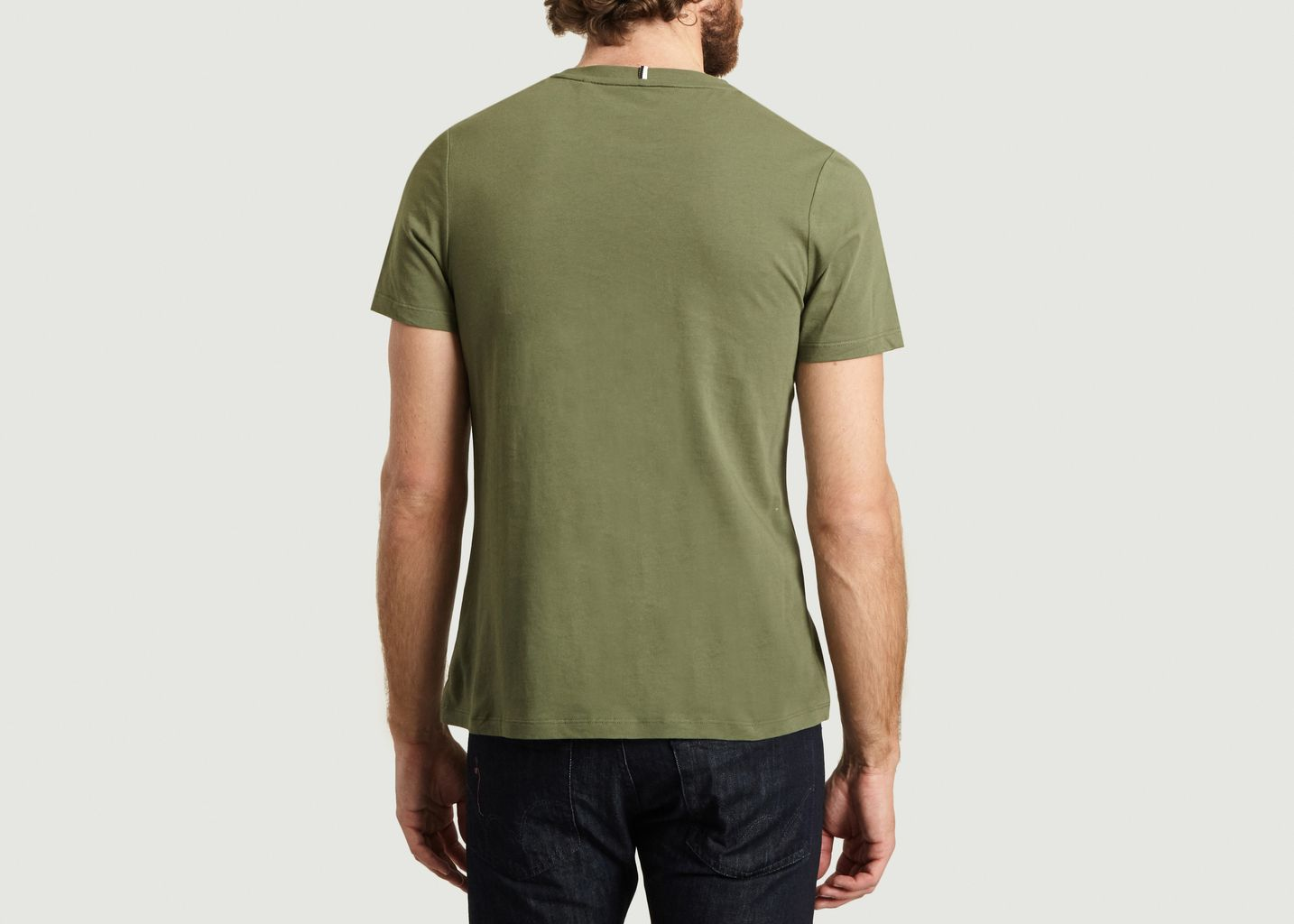 Faguo ParisL'exception T Khaki Shirt Des Bois Homme Arcy Yf7v6ybg