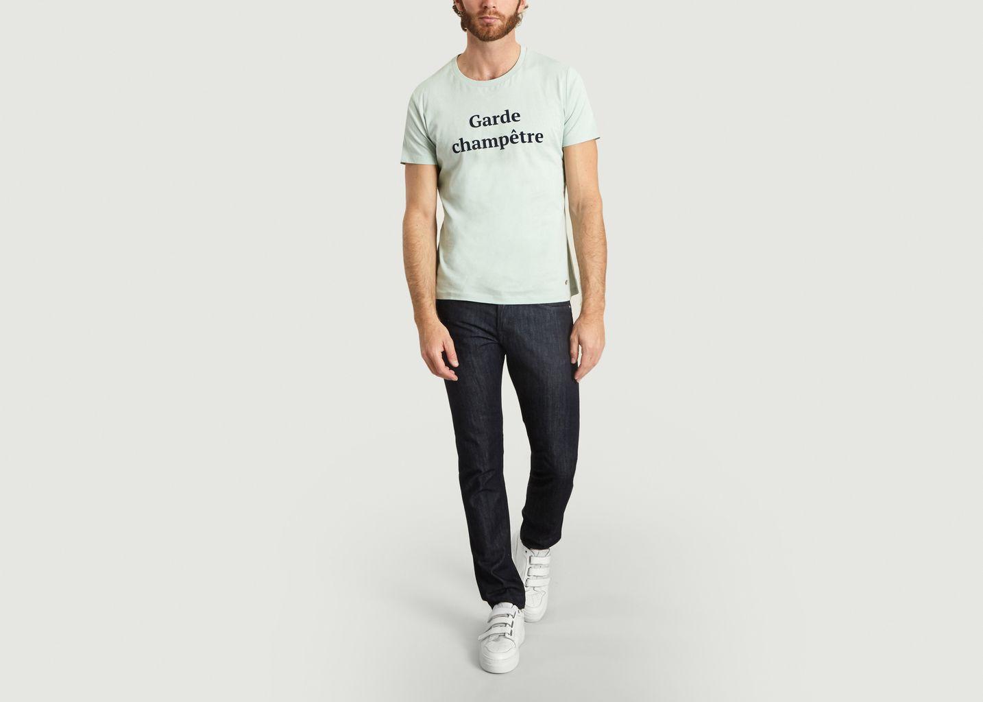 T-shirt Arcy Garde Champêtre - Faguo