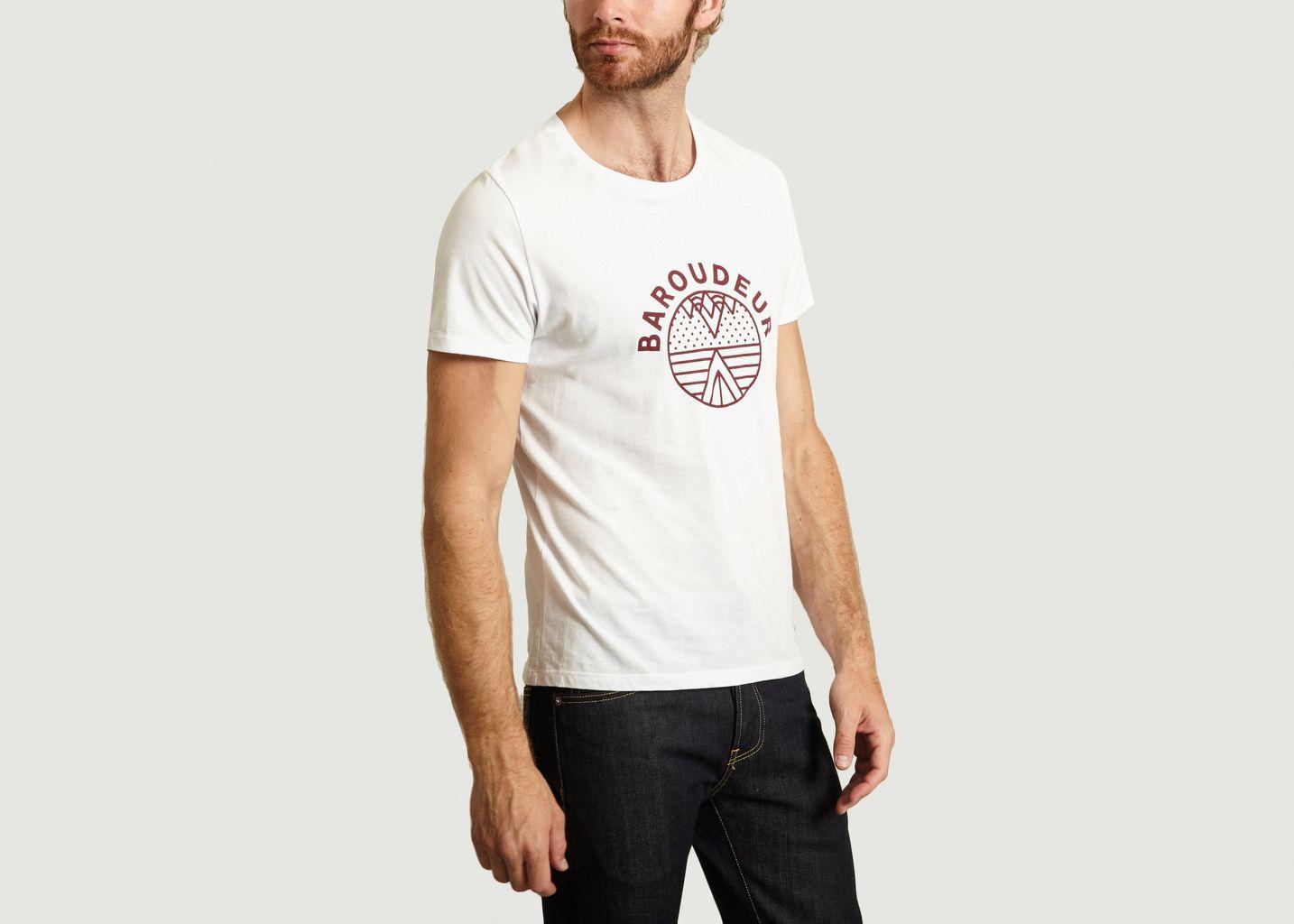 T-Shirt Baroudeur Arcy - Faguo
