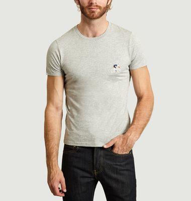 T-Shirt Vélo Brodé Acry