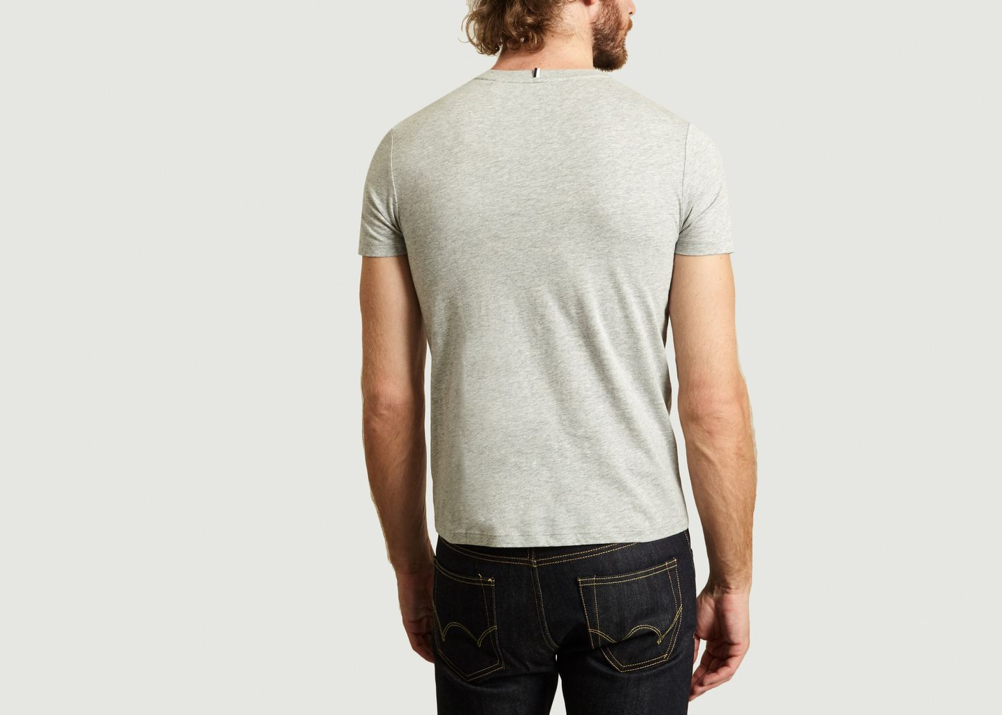 T-Shirt Vélo Brodé Acry - Faguo
