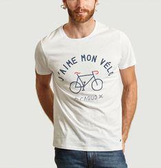 T-Shirt Print J'Aime Mon Vélo Arcy
