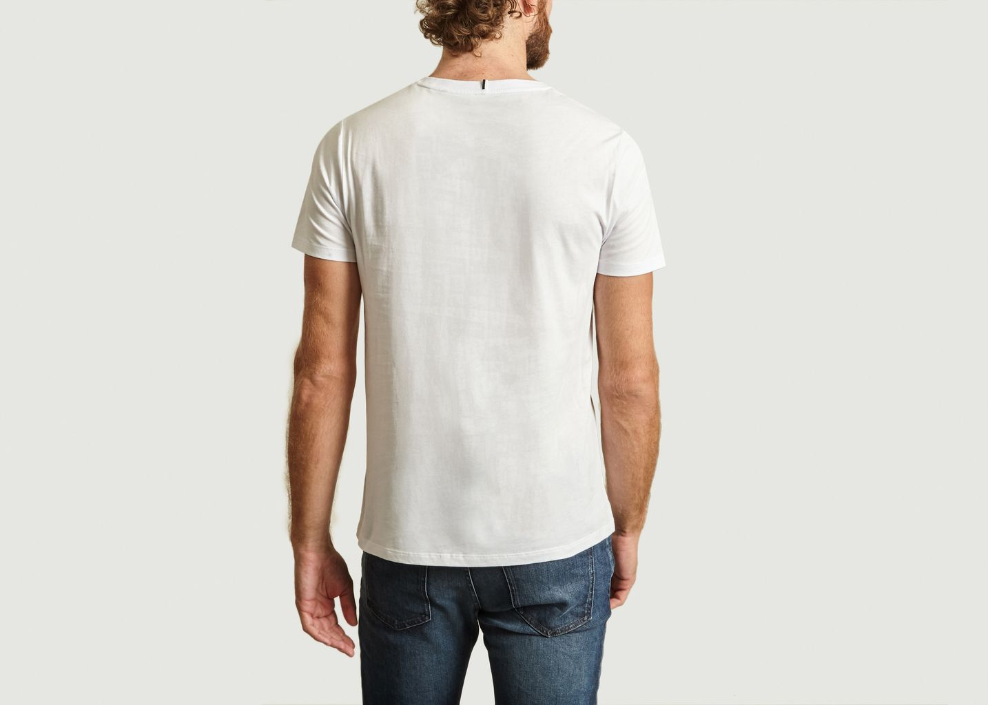 T-Shirt Print J'Aime Mon Vélo Arcy - Faguo