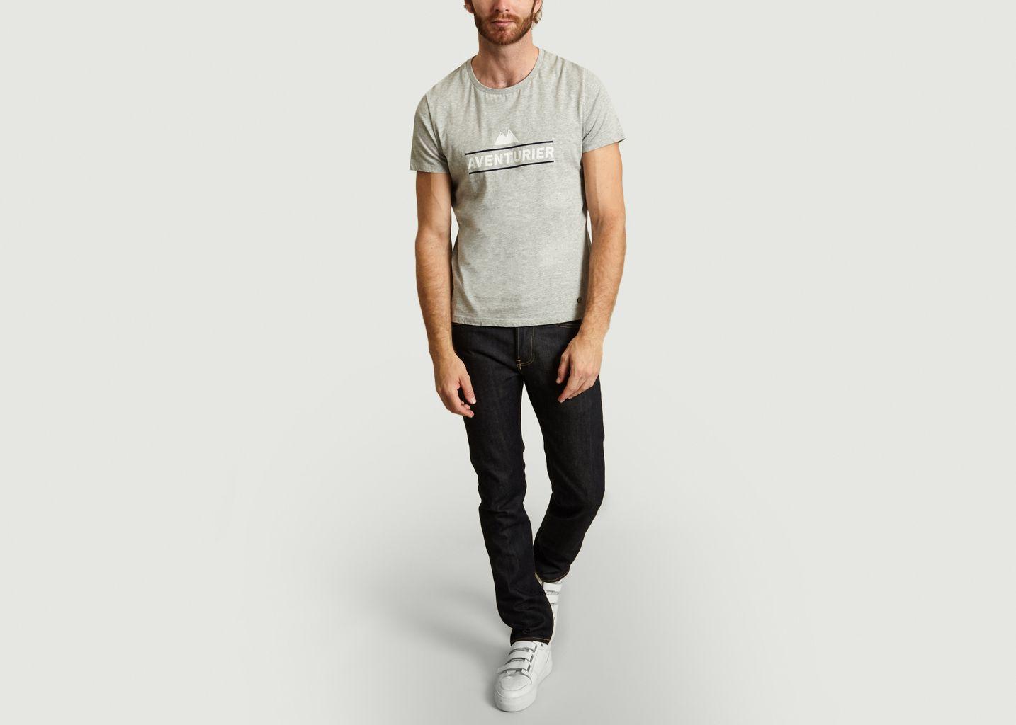 T-Shirt Aventurier Arcy - Faguo