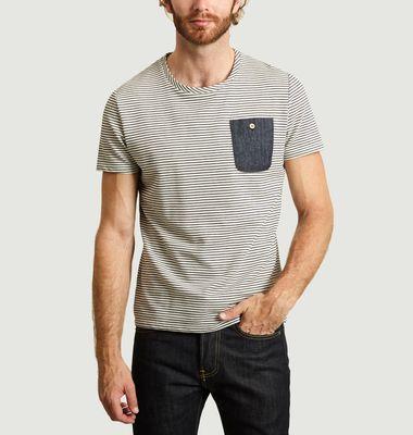 T-Shirt Rayé Olonne