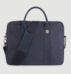 Sac Laptop En Cuir
