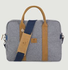 Wool Laptop Bag