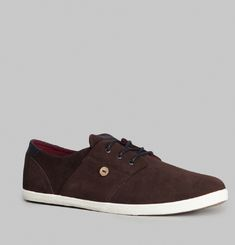 Tennis Cypress Suede