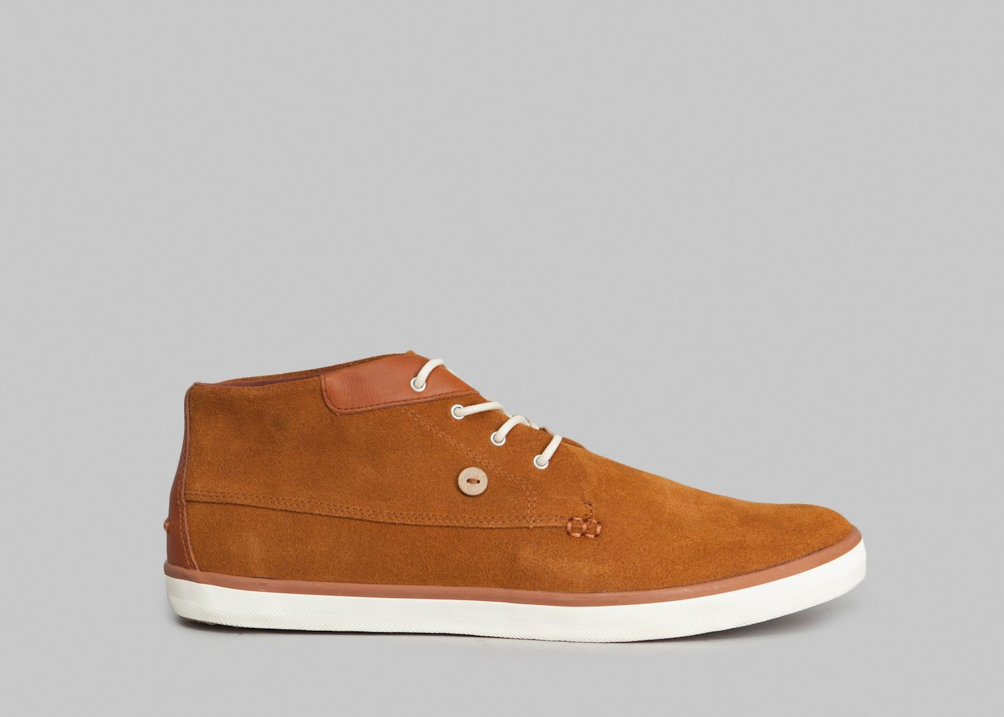 Wattle Mid-Top Trainers - Faguo