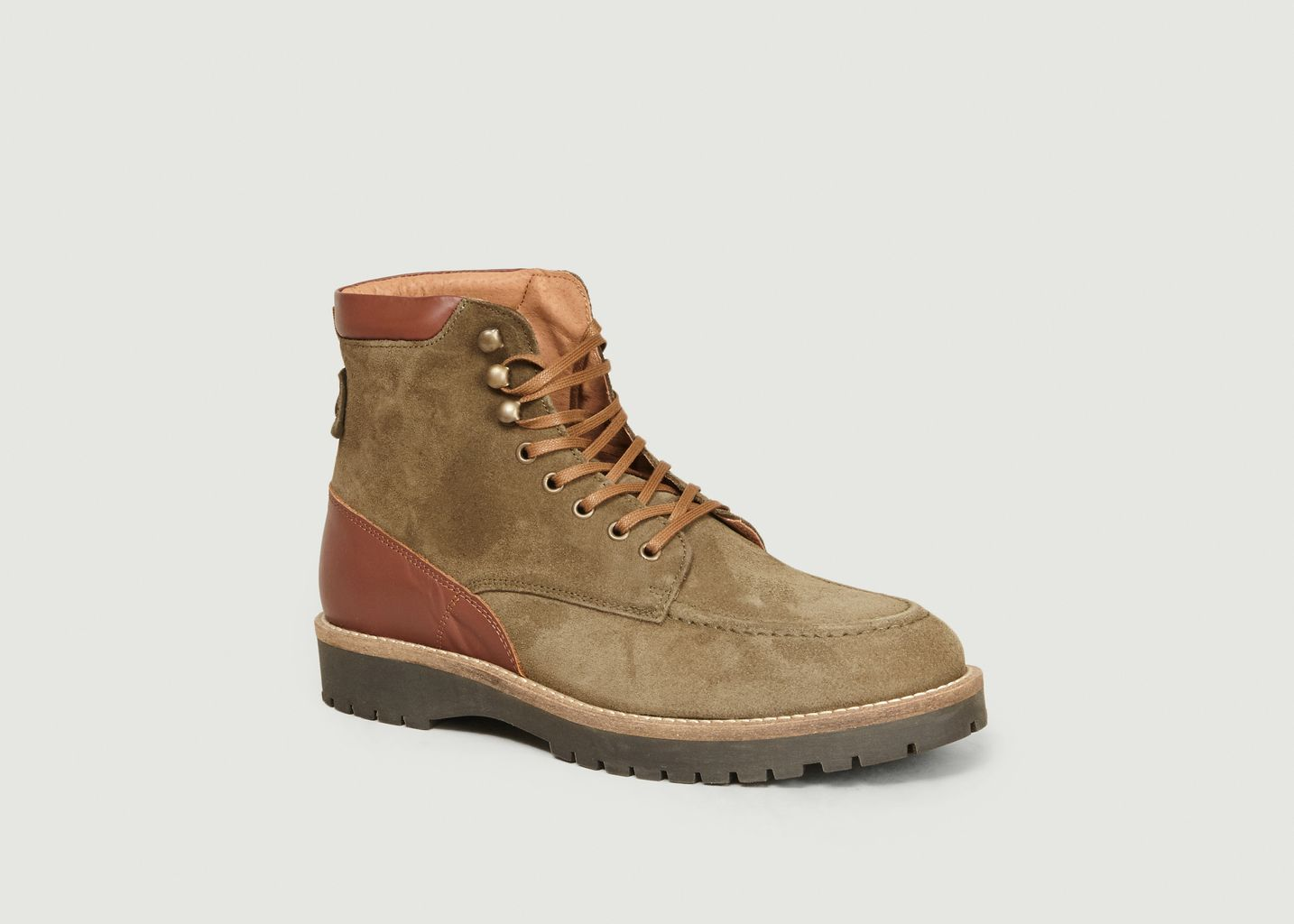Boots en Cuir Holly - Faguo