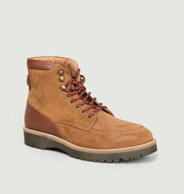 Boots en Cuir Holly