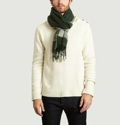 Two-Tone Scarf