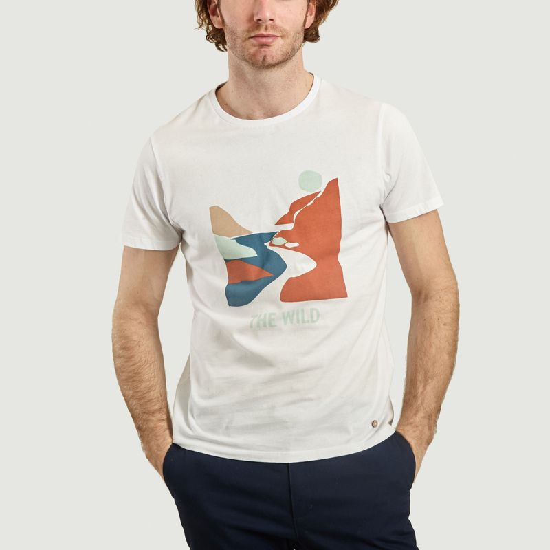 T-shirt Arcy The Wild - Faguo