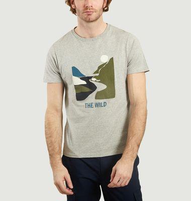 T-shirt Arcy The Wild