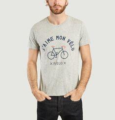 T-Shirt Acry J'aime Mon Vélo