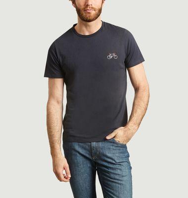 T-shirt Arcy vélo brodé