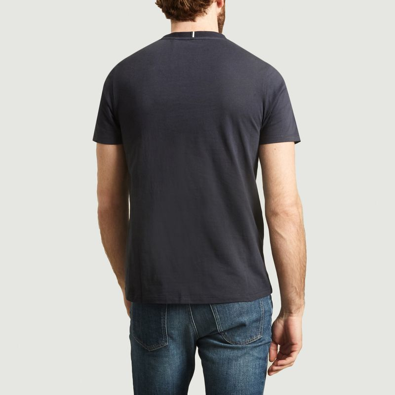 T-shirt Arcy vélo brodé - Faguo