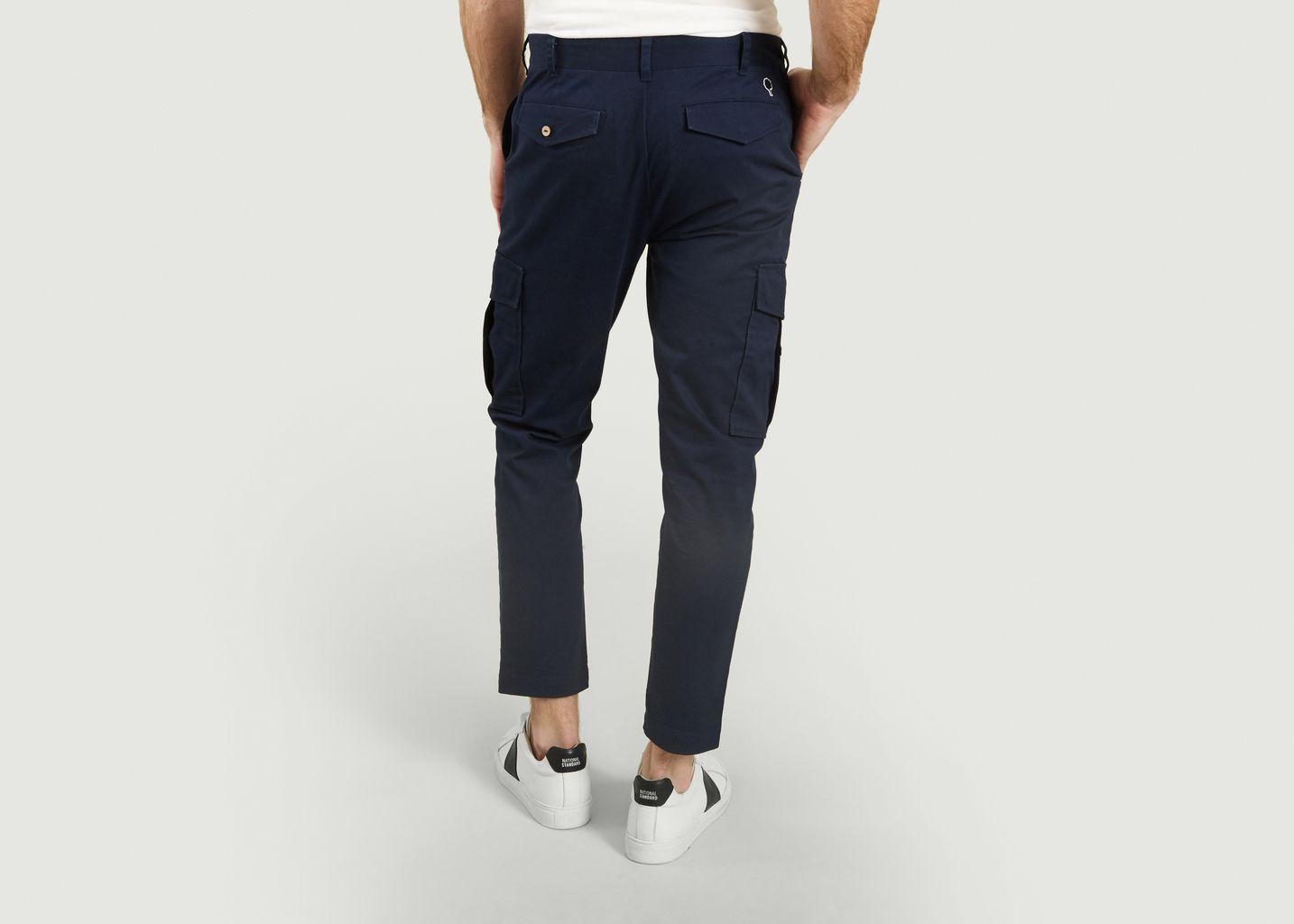 Pantalon cargo Milly - Faguo