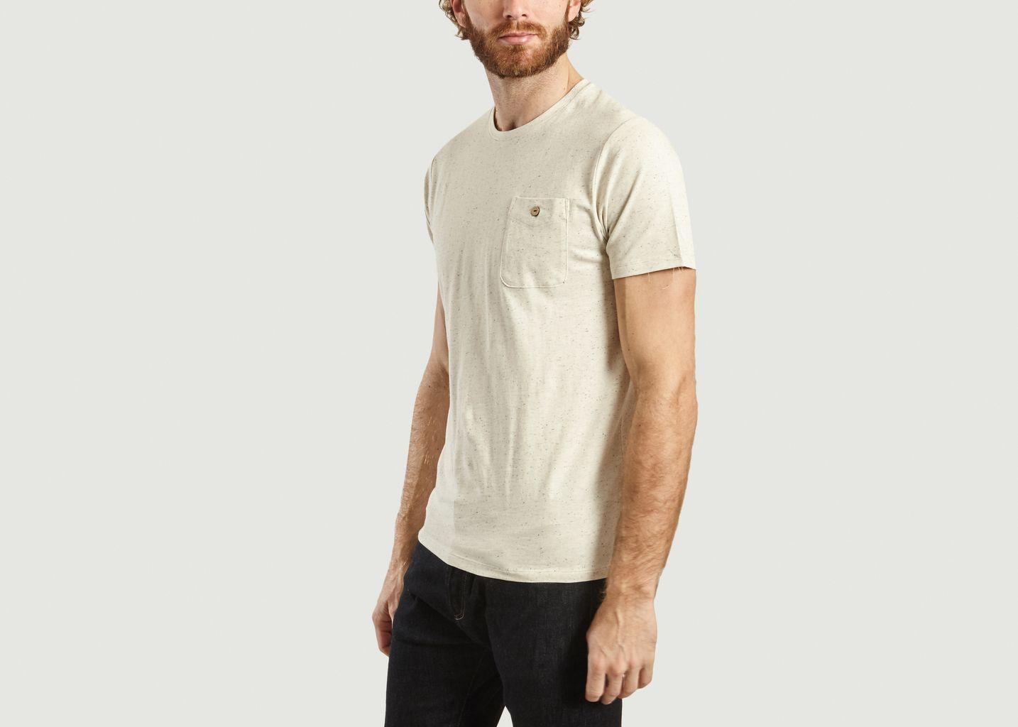 T-Shirt Chiné Olonne - Faguo