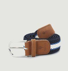 Braided belt Faguo