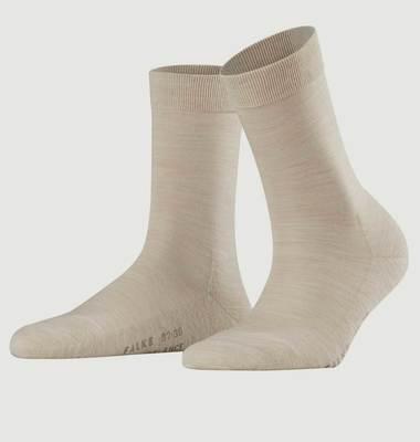 Chaussettes Balance en Laine Mérinos Mélangée