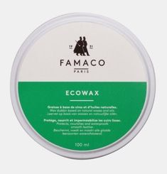 Graisse A Base De Cire Naturelle Eco Wax