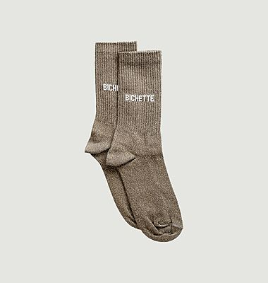 Bichette Ribbed Socks