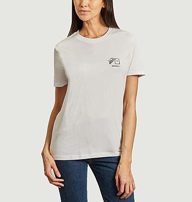 T-shirt Rébus Connasse