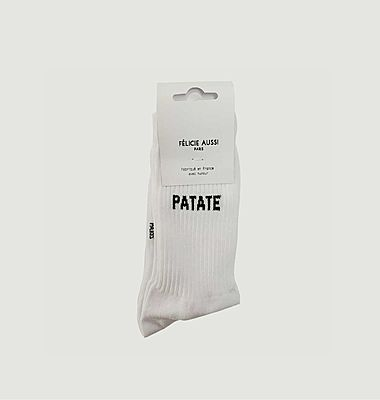 Chaussettes Patate