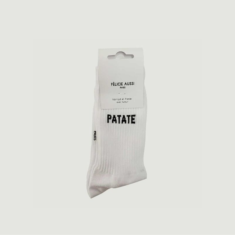 Chaussettes Patate - Felicie Aussi
