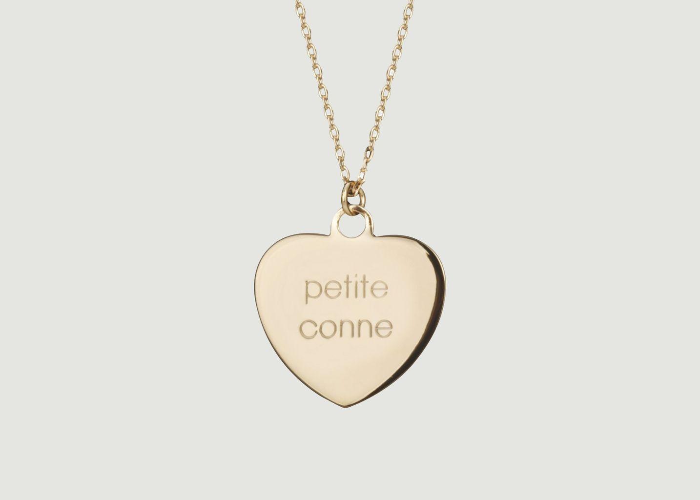 Collier Petite Conne - Felicie Aussi