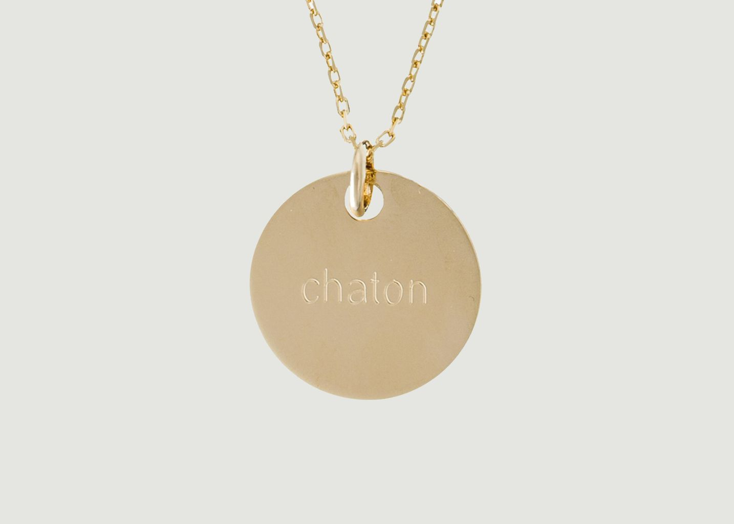 Collier Chaton - Felicie Aussi