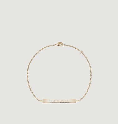 Bracelet Connasse