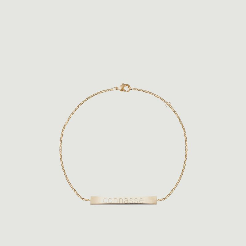 Bracelet Connasse - Felicie Aussi