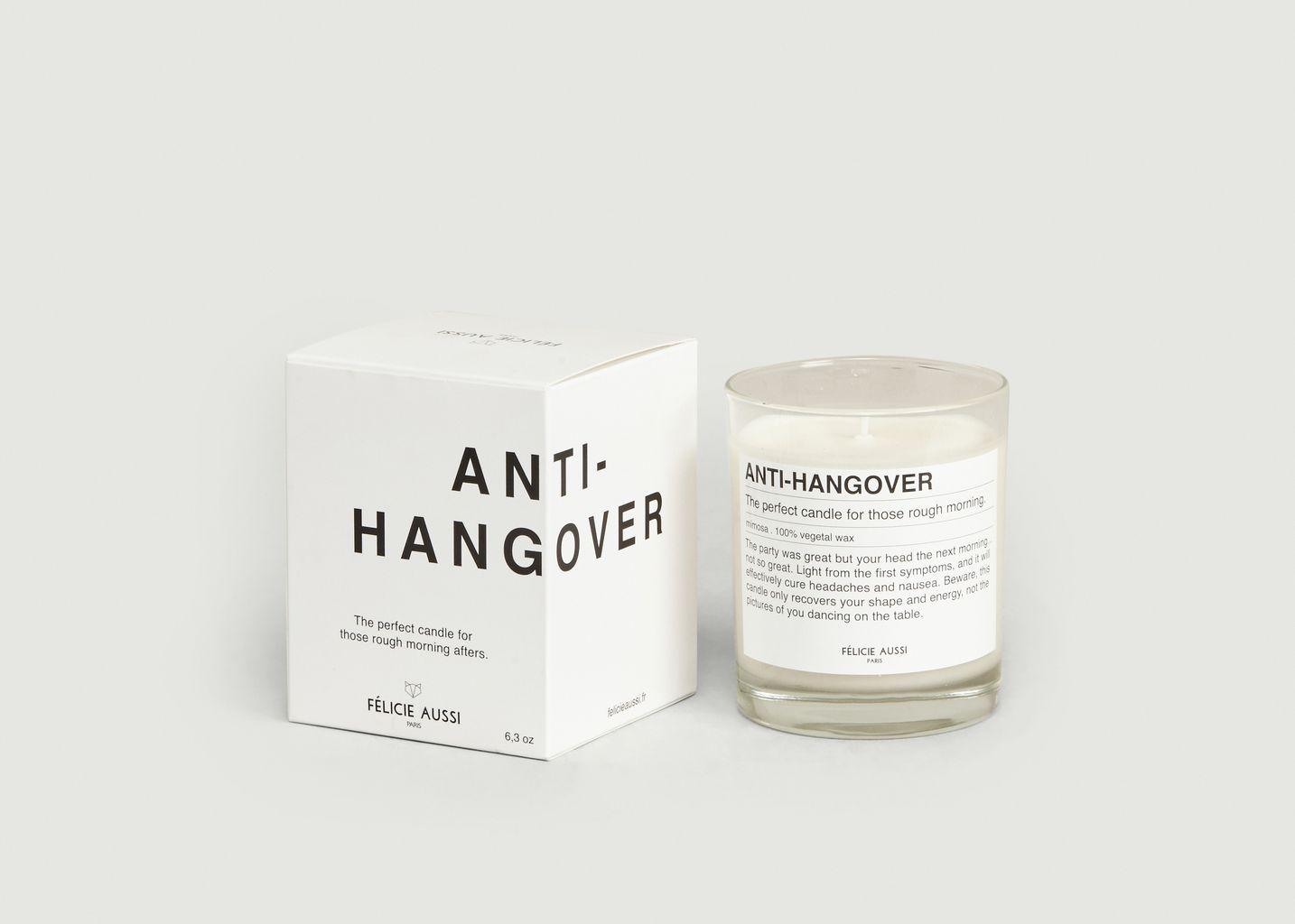 Bougie Anti-Hangover - Felicie Aussi