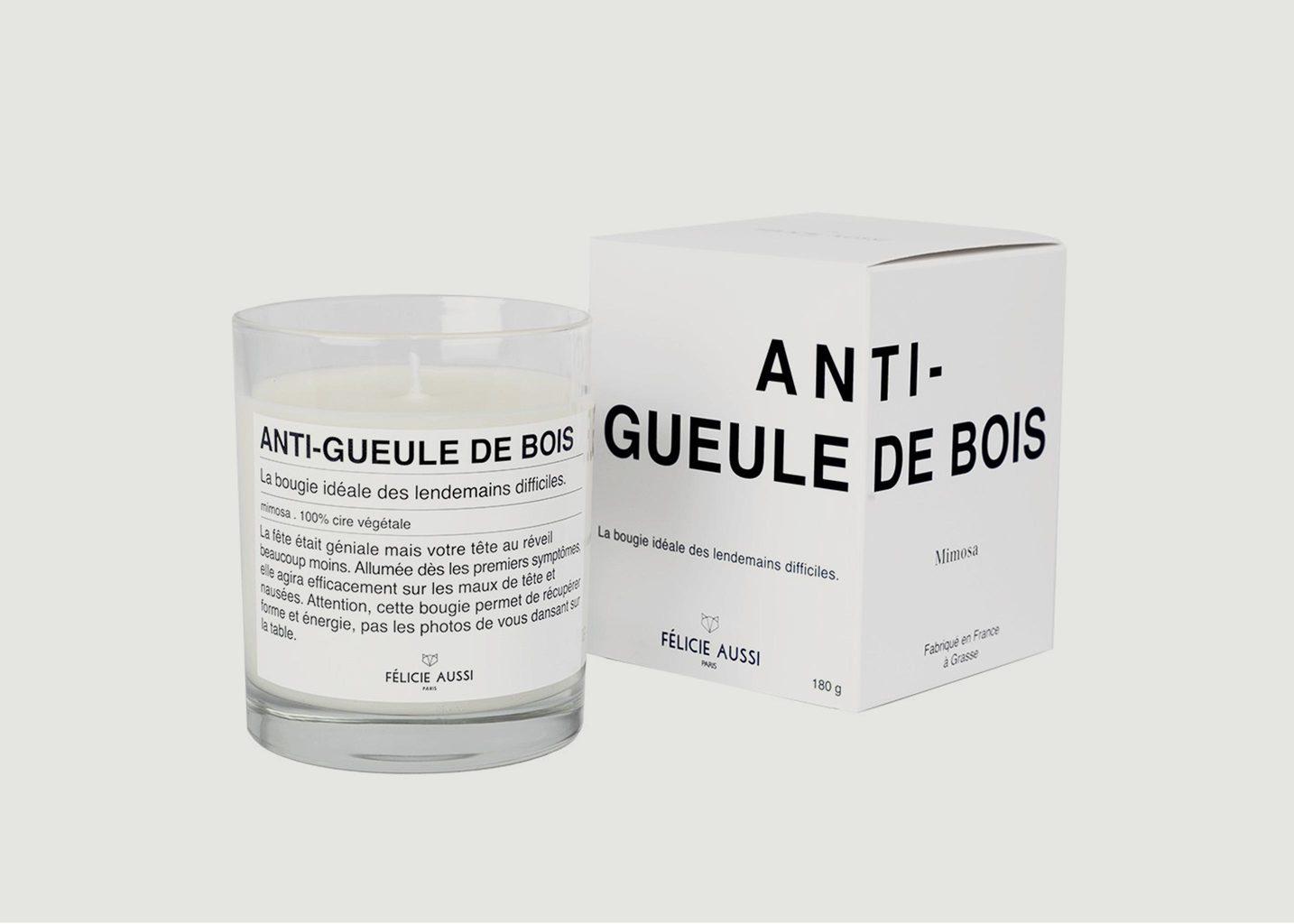 Bougie Anti Gueule de Bois - Felicie Aussi