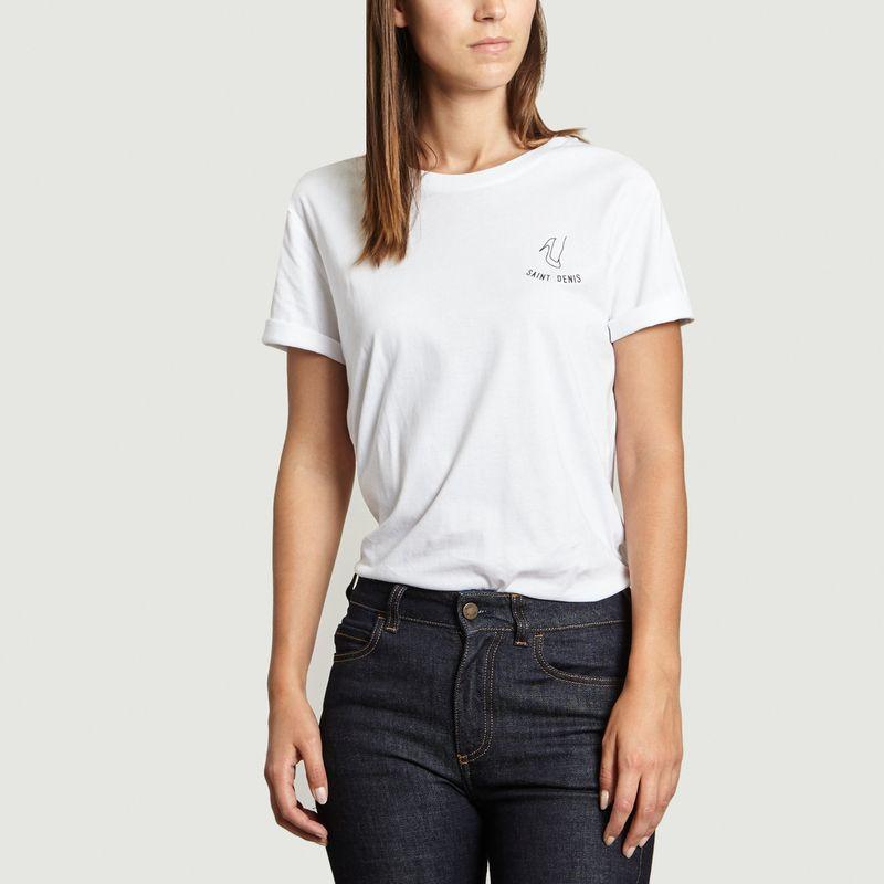 T-shirt Saint Denis     - Fere Paris