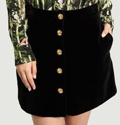 Orbiane Skirt