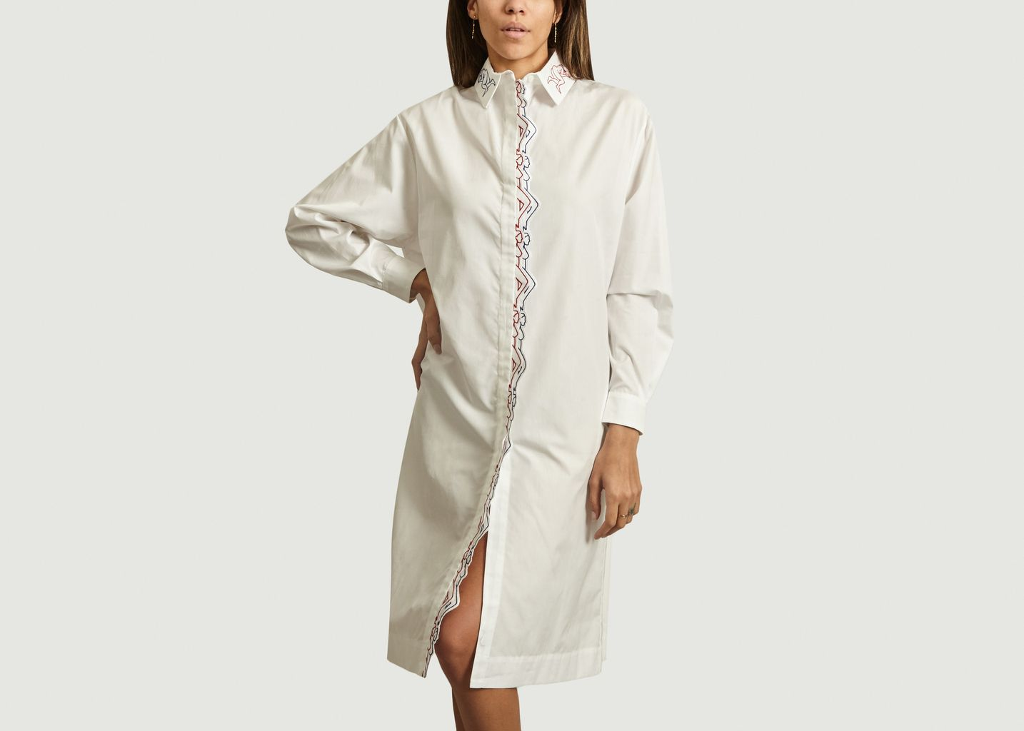 Robe Chemise Astrid - Fête Impériale