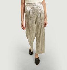 Ulysse Shiny Trousers