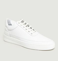 Sneakers Low Top Plain Lane Nappa