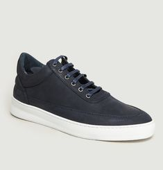 Sneakers Low Top Plain Lane