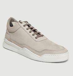 Low Top Ghost Matte Trainers