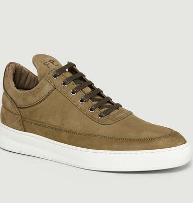 Sneakers Low Top Lane Nubuck